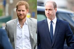 СМИ рассказали о новой громкой ссоре принцев Уильяма и Гарри