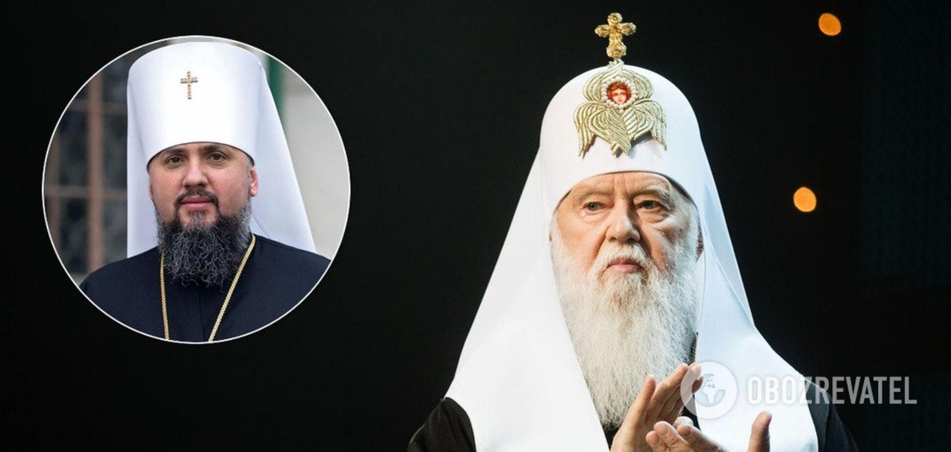 'Филарет занял линию обороны': названа угроза нового шага против ПЦУ