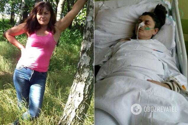 Оксана Харченко