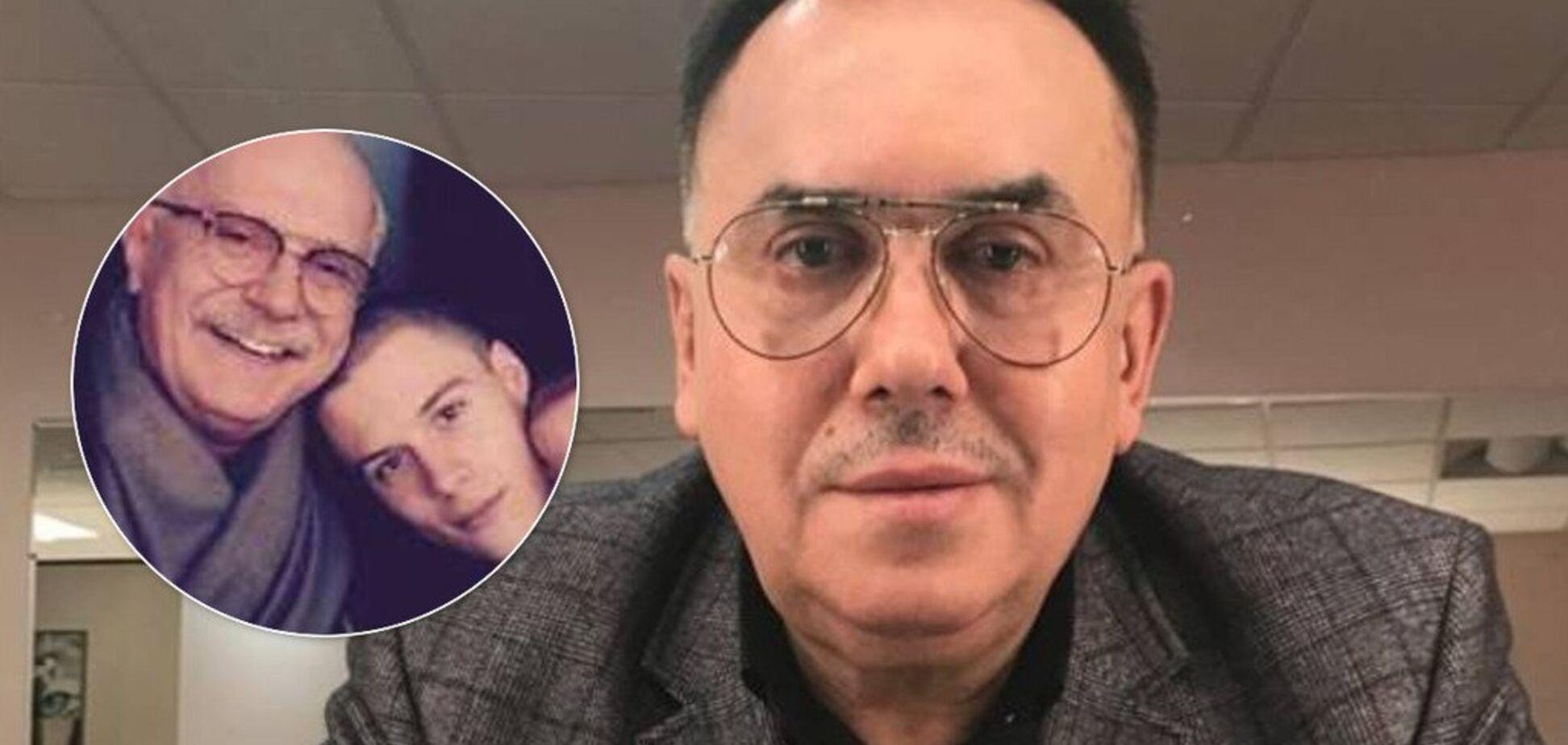 'Це зробили біси': Садальський розніс онука Михалкова через трагедію з моделлю