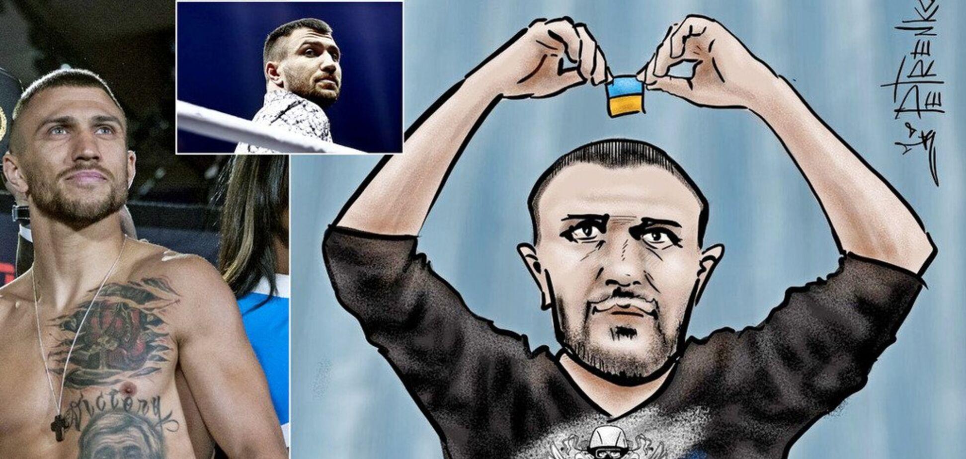 Ввічливий спецназ: як Ломаченко з українського улюбленця перетворився в плід російської пропаганди