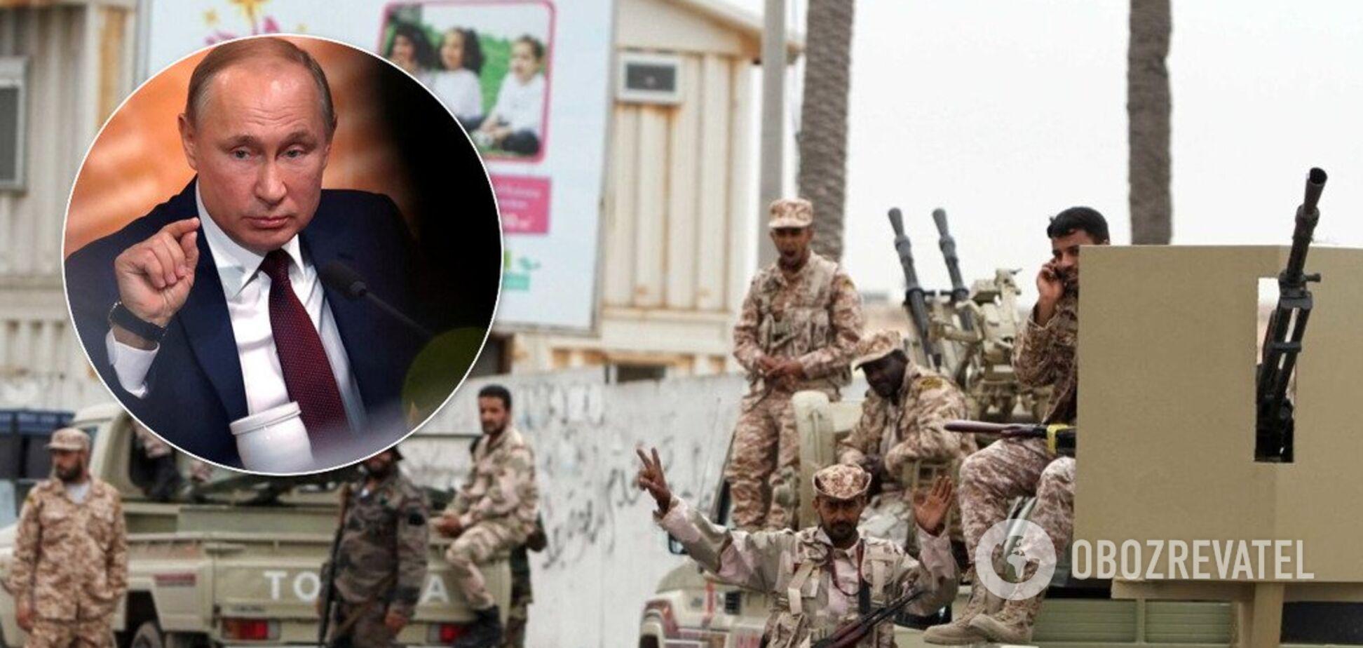 Путін бореться за 'головний приз': озвучена мета Росії у Лівії