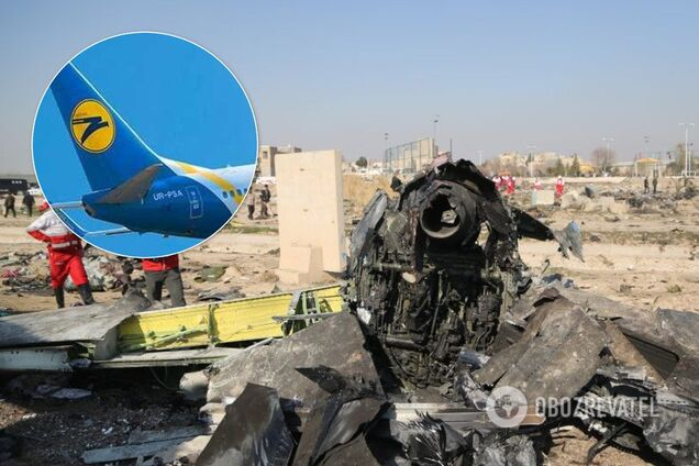 Авіакатастрофа в Ірані