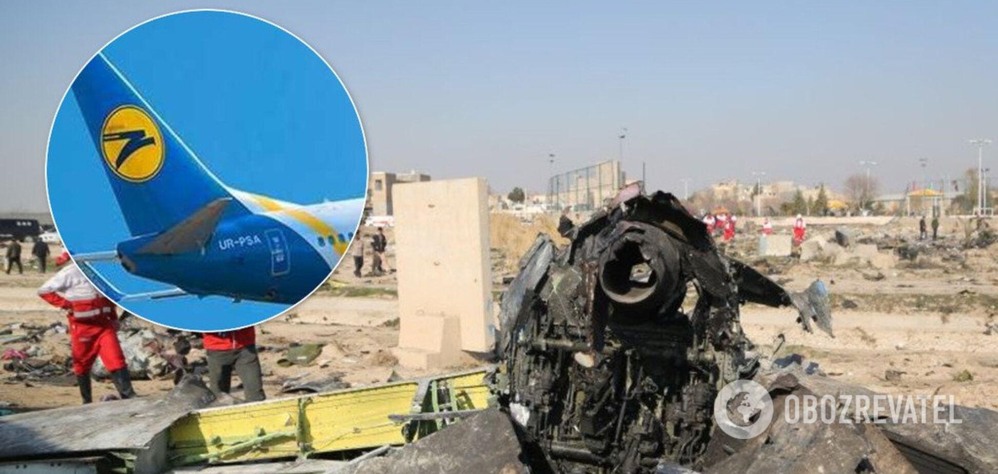 В Ірані заарештували підозрюваних у катастрофі літака МАУ