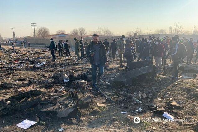 Трагедія з літаком МАУ в Ірані