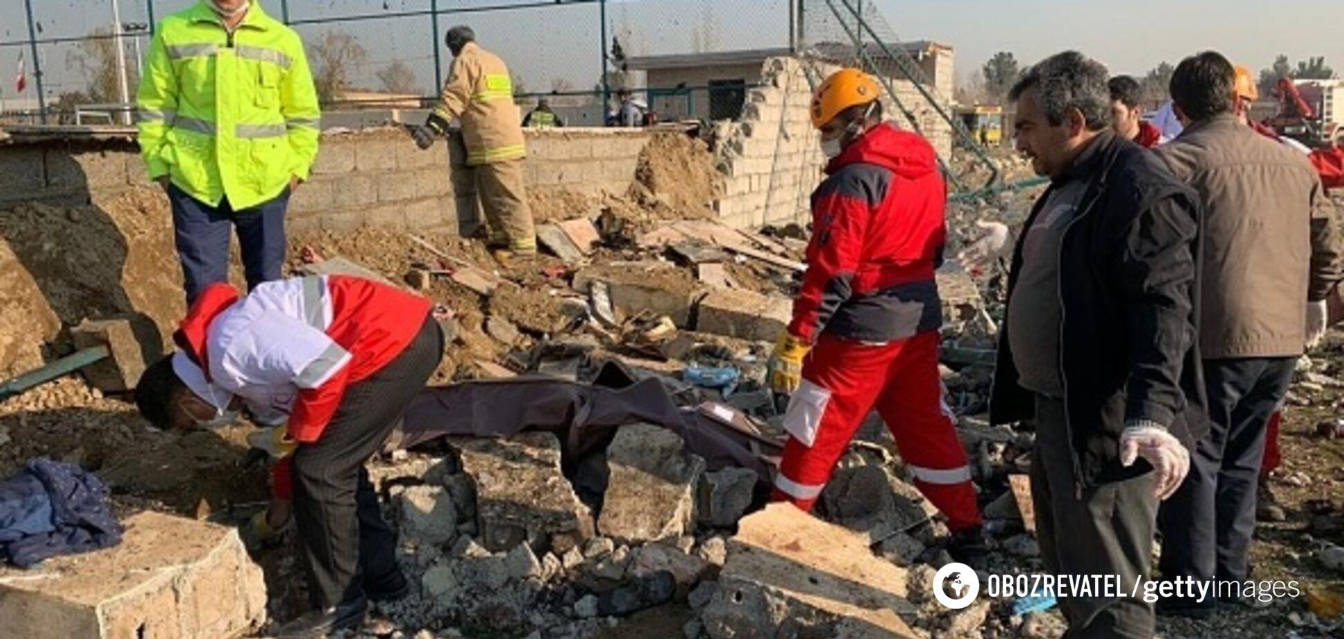 'Пилоты не ошиблись бы!' Дыхне раскрыл детали о разбившемся в Иране экипаже