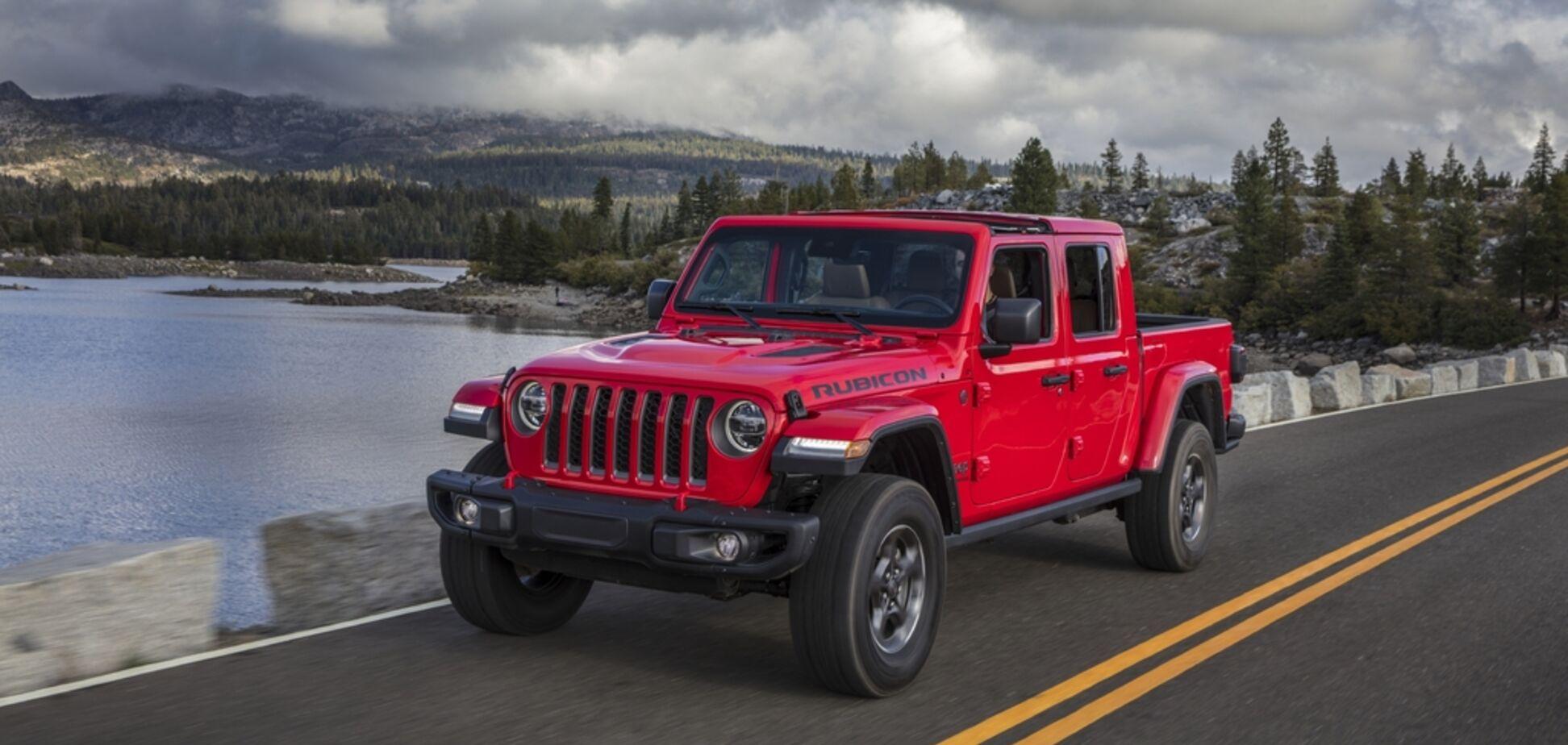 Jeep завоював престижну нагороду