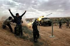 В Ливии сорвали объявленное перемирие: возобновились бои