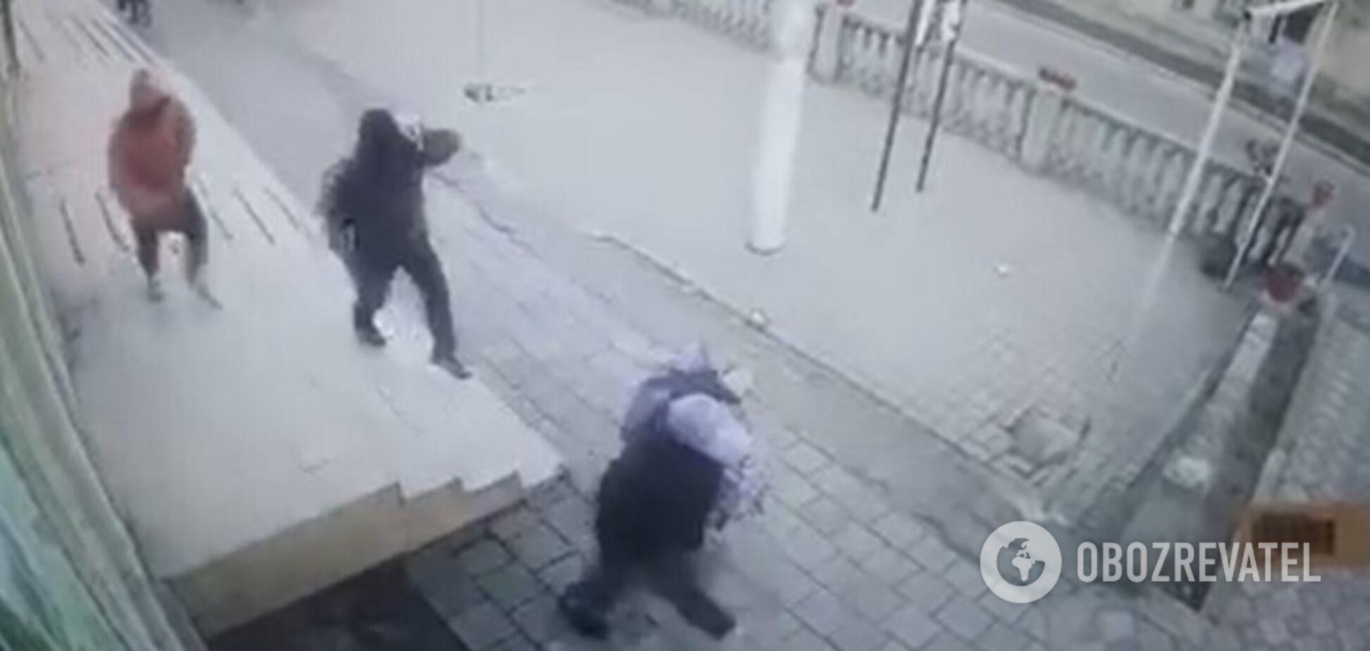 Ограбление ювелирного магазина в Татарбунарах