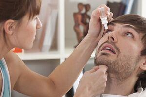 Травма ока: як надати першу допомогу