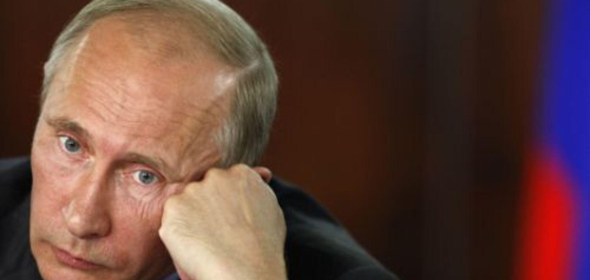 Две неприятности Путина