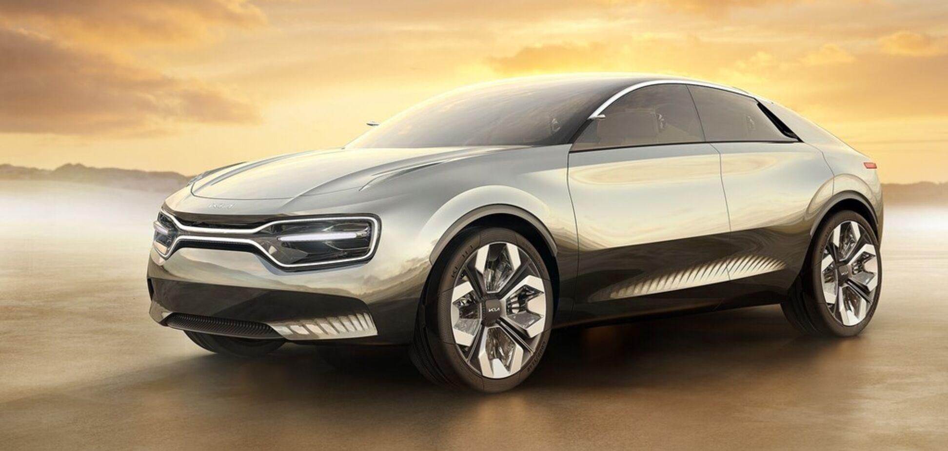 Kia готовится атаковать рынок электромобилей