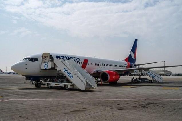 В Одессе произошел опасный инцидент с Boeing 737