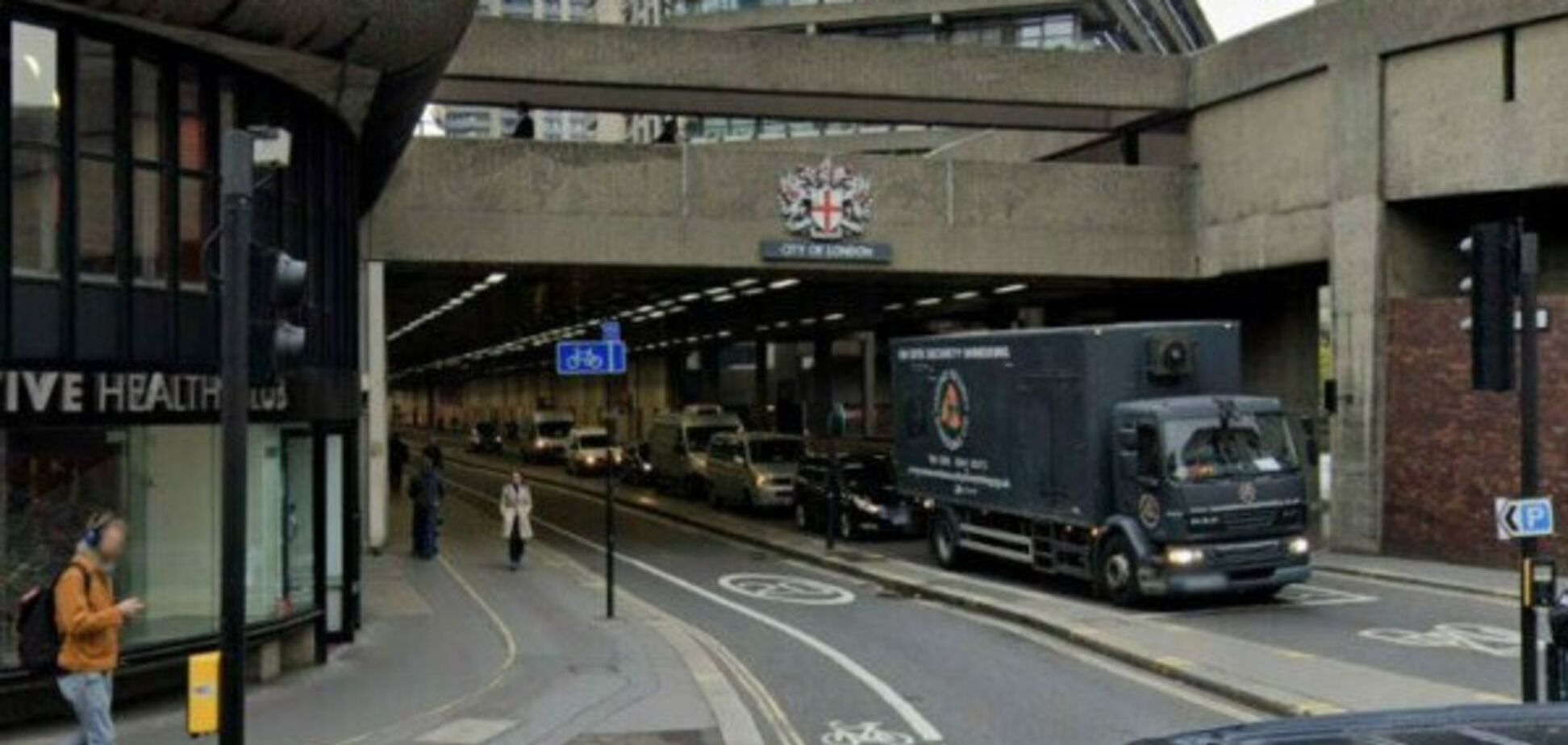 В Великобритании создают 'чистую' улицу с нулевым уровнем выбросов