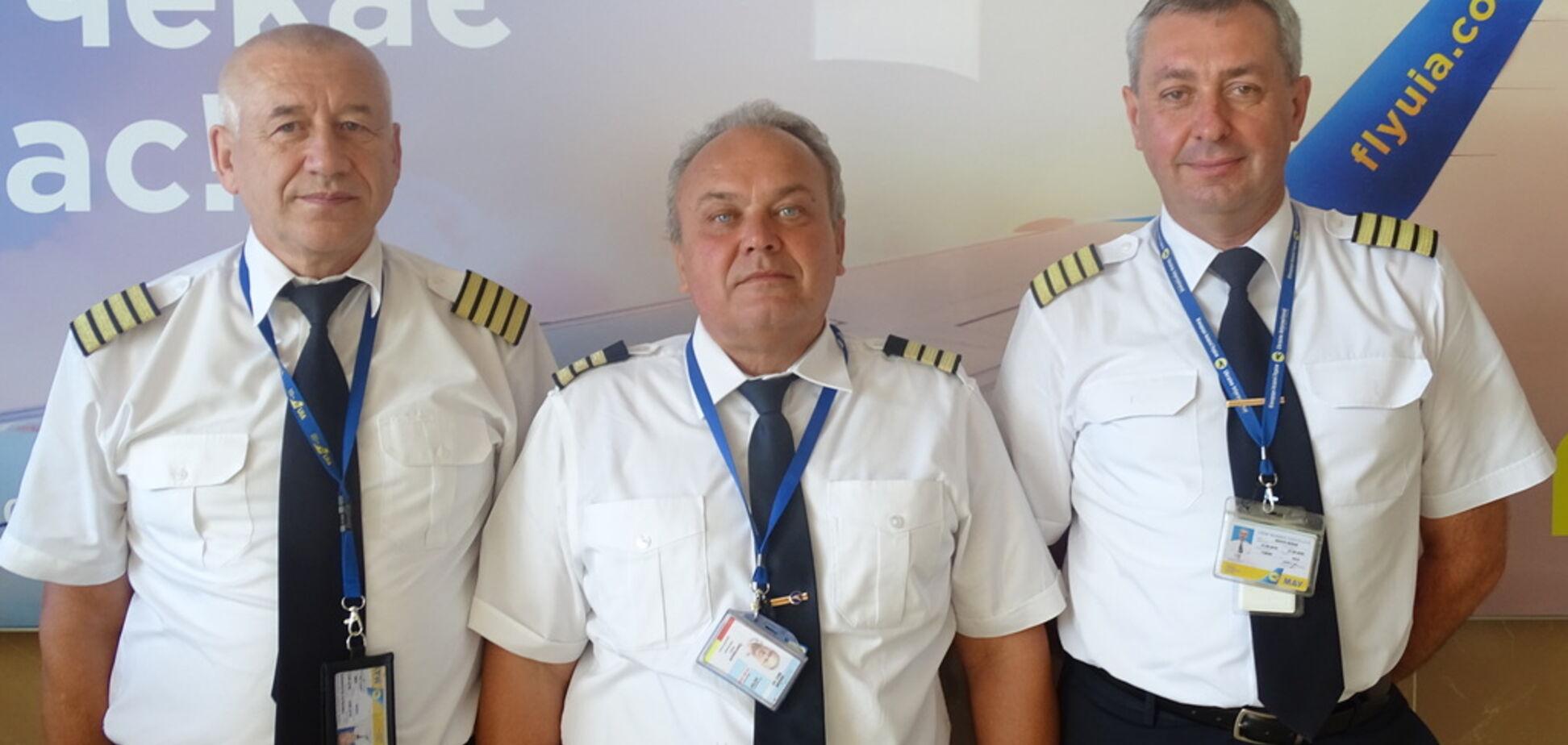 Пілоти готові до всього, а посадити літак можуть і з одним двигуном: льотчики МАУ розповіли, як працюють в аварійних ситуаціях