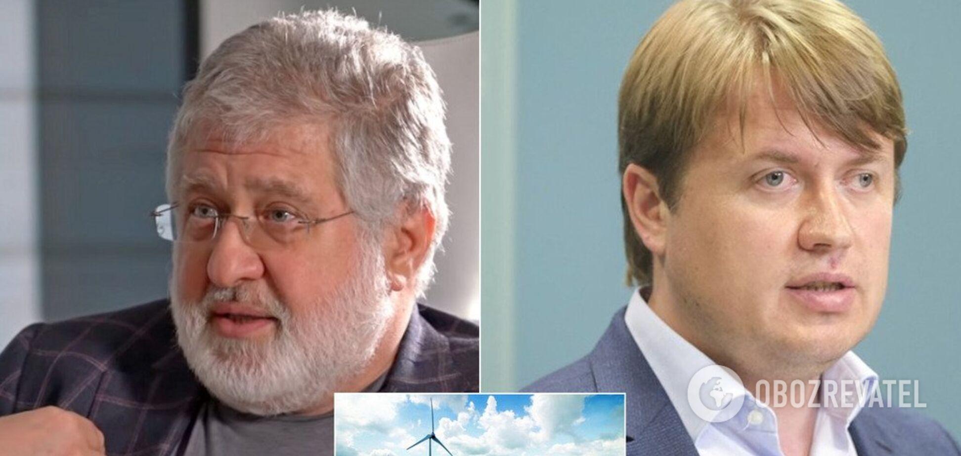 'Уничтожают 'зеленую' энергетику!' Журналист выдвинул громкое обвинение Коломойскому и Герусу