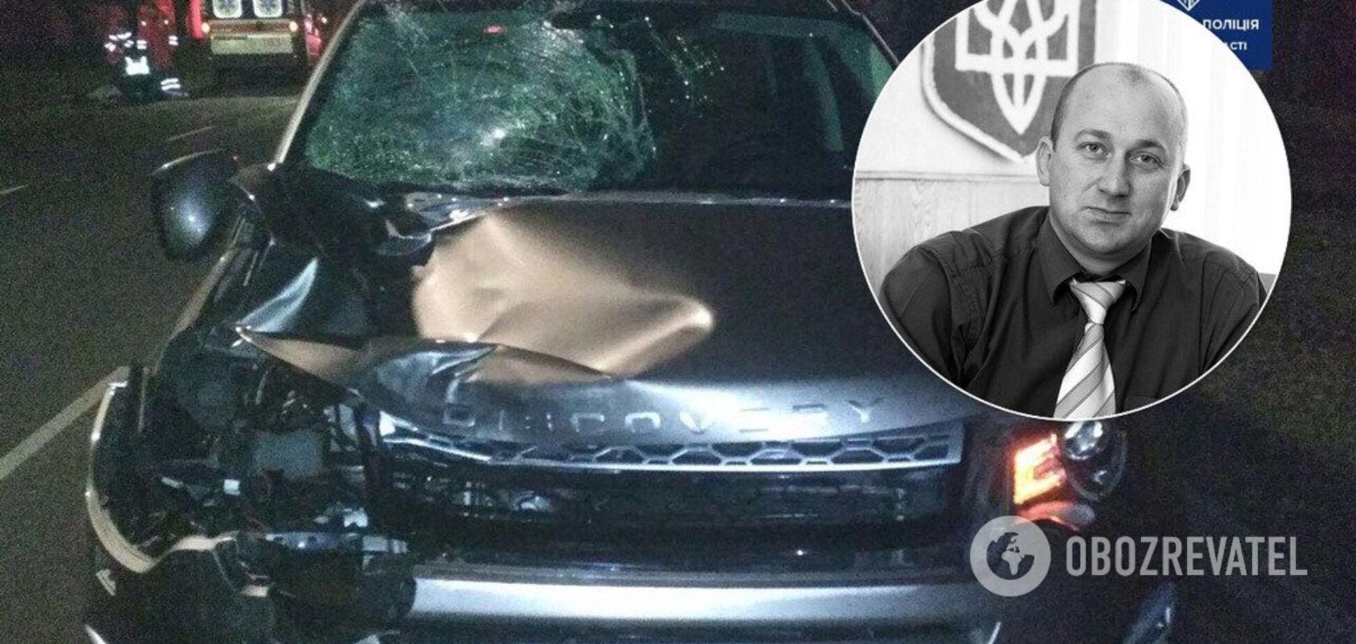 'Світлий та життєрадісний чоловік': у Черкасах директор школи загинув під колесами автівки. Фото
