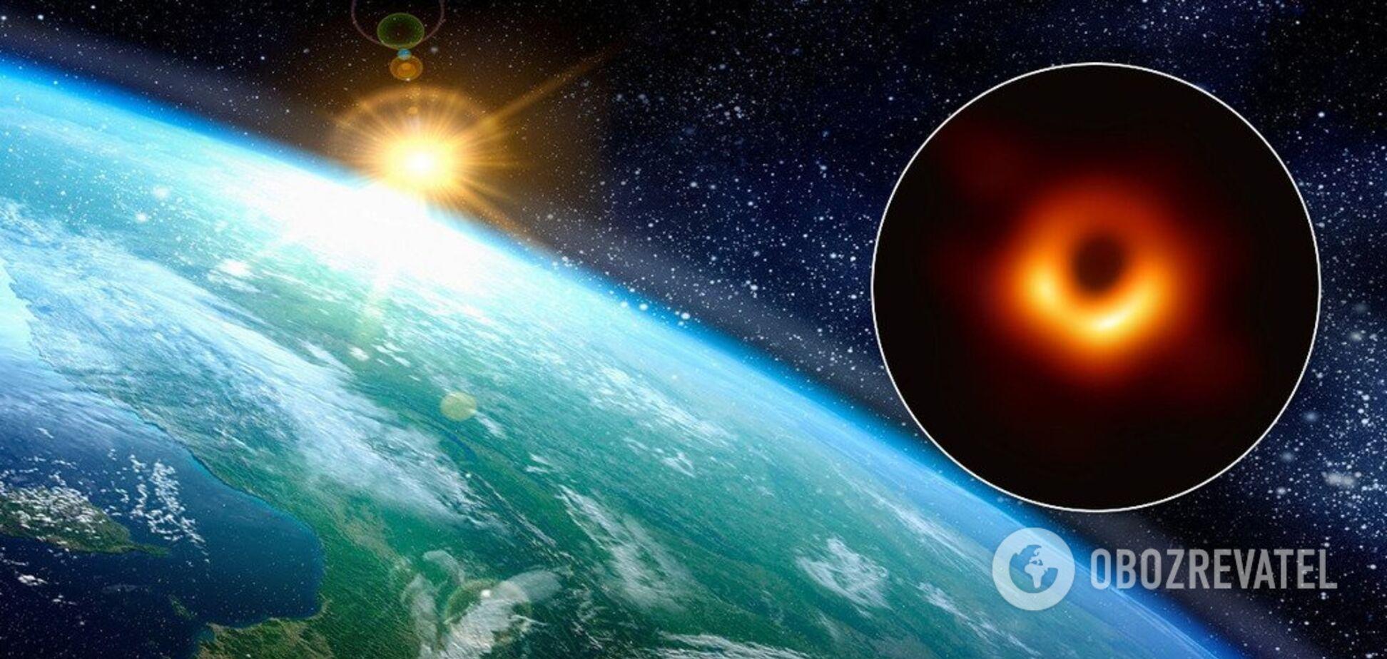 Чорна діра М87 'вистрілила' по Землі: астрологиня назвала наслідки