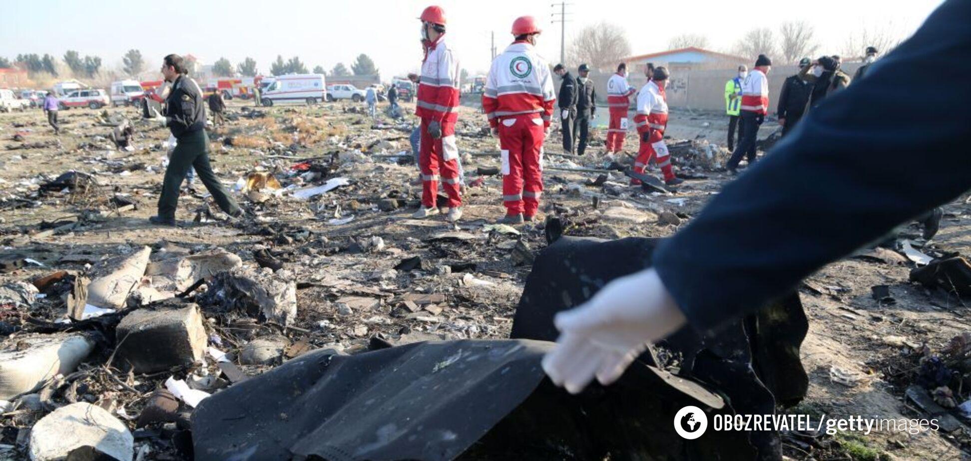 Авиакатастрофа самолета МАУ: Украина срочно обратилась к Ирану