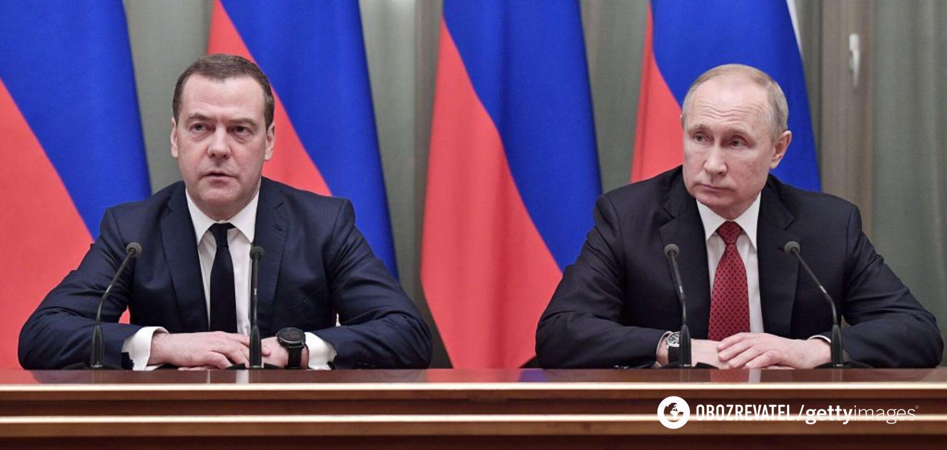 Кабмин России ушел в отставку сразу после послания Путина