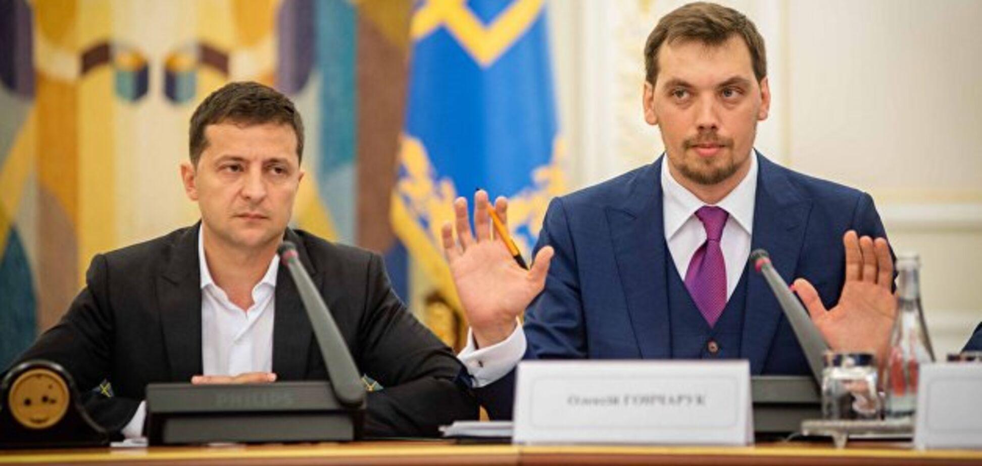 Прибрали компромат: скандал із 'плівками' Гончарука отримав несподіваний поворот