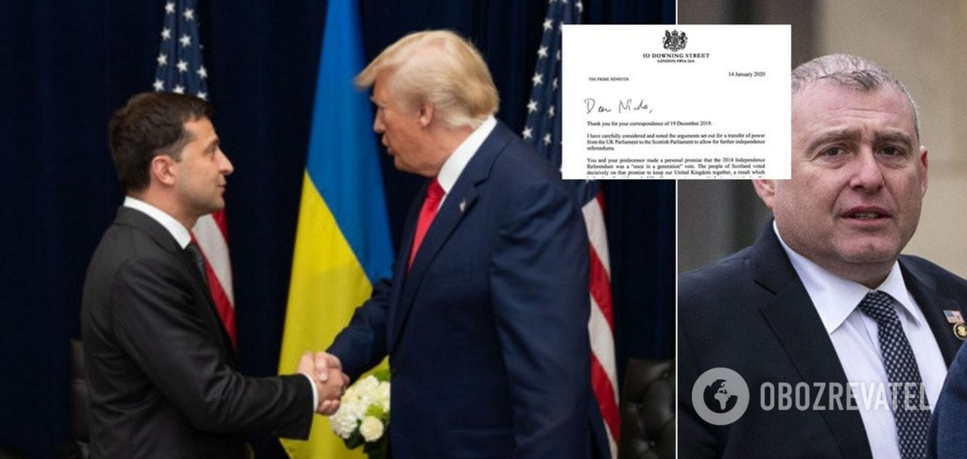 'Заставь Зеленского!' В США обнародовали новый компромат на Трампа: документы