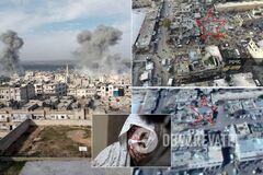 Росія й Асад завдали авіаудару в Сирії: десятки жертв і поранених. Фото 18+