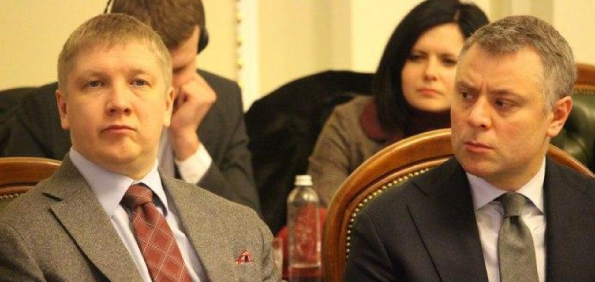'Должны отдать $75 млн?' Коболева и Витренко потроллили за долг 'Газпрому'
