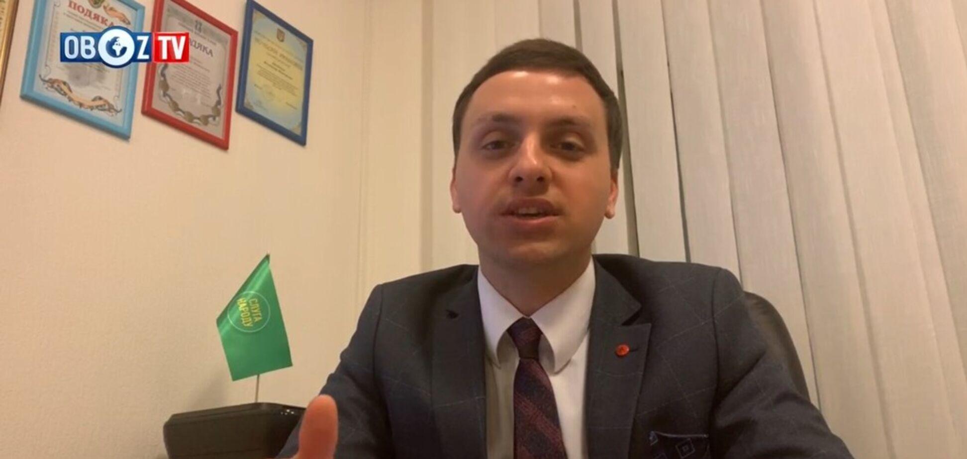 Епоха ямкового ремонту закінчується: народний депутат