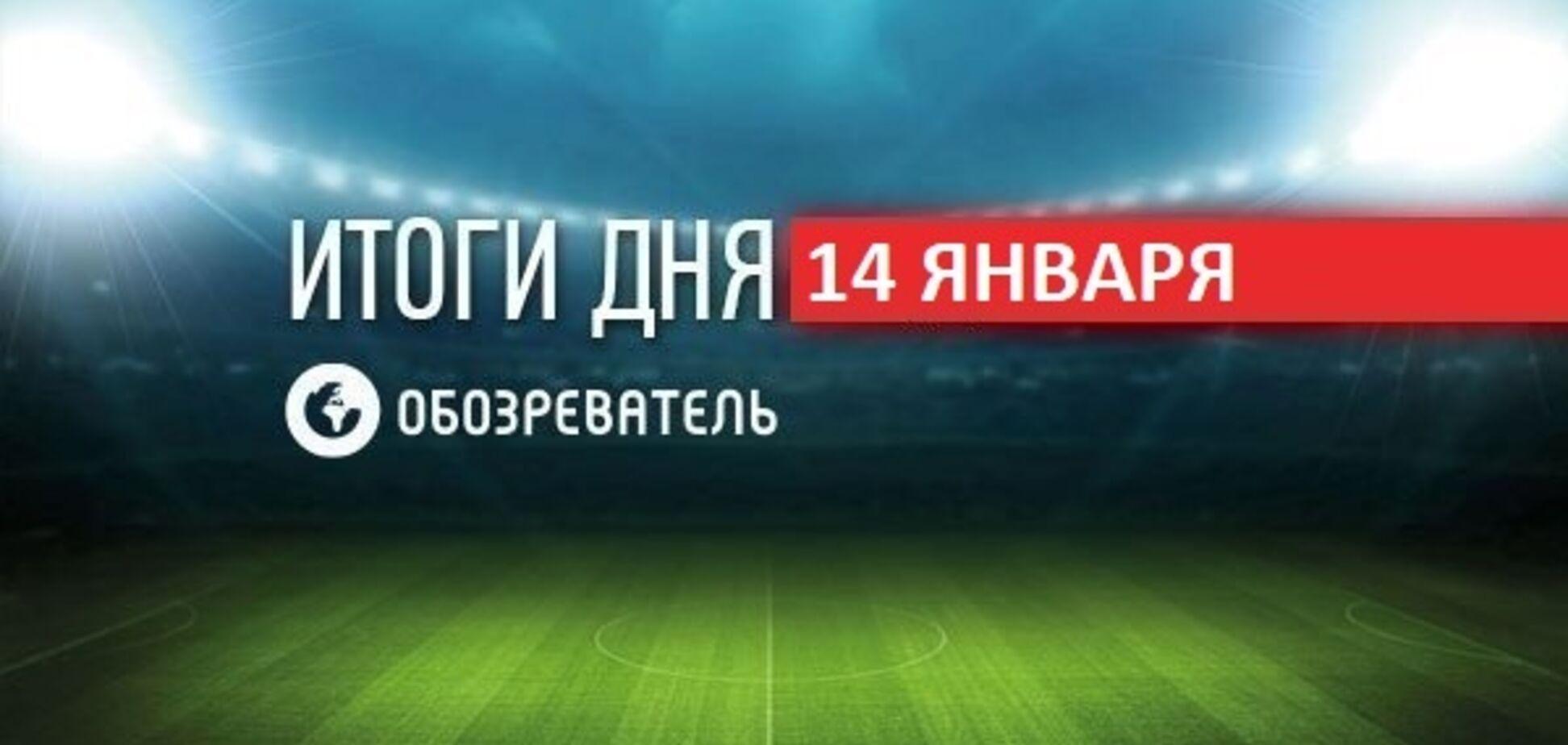 Усик высказался о мире в Украине: спортивные итоги 14 января