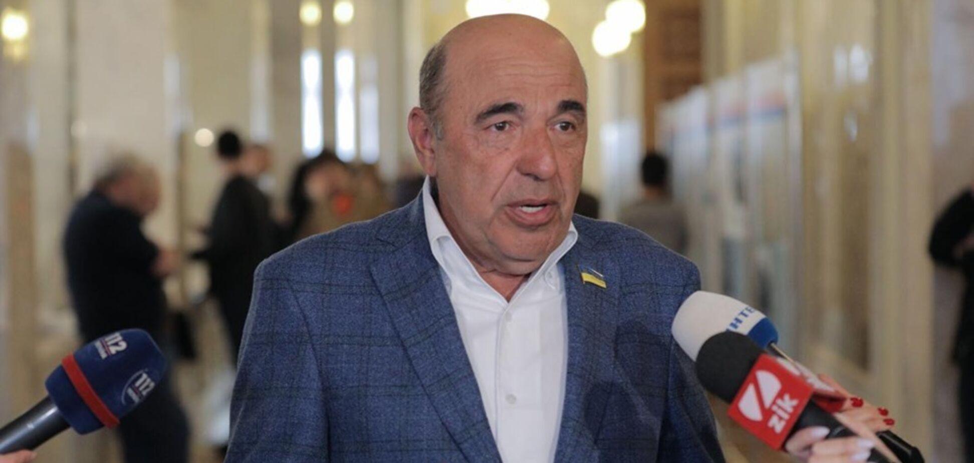 Влада продемонструвала, що її мета – розорити, розпродати, знищити країну – Рабинович
