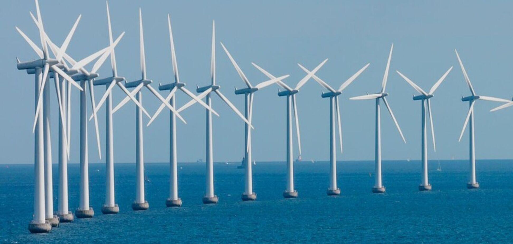 В Нидерландах появится огромная станция офшорных ветрогенераторов
