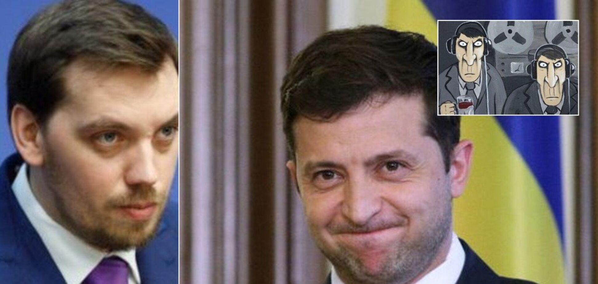 ''Зеленский – слабак'': что думают в Раде о зашкваре Гончарука и отправят ли его в отставку