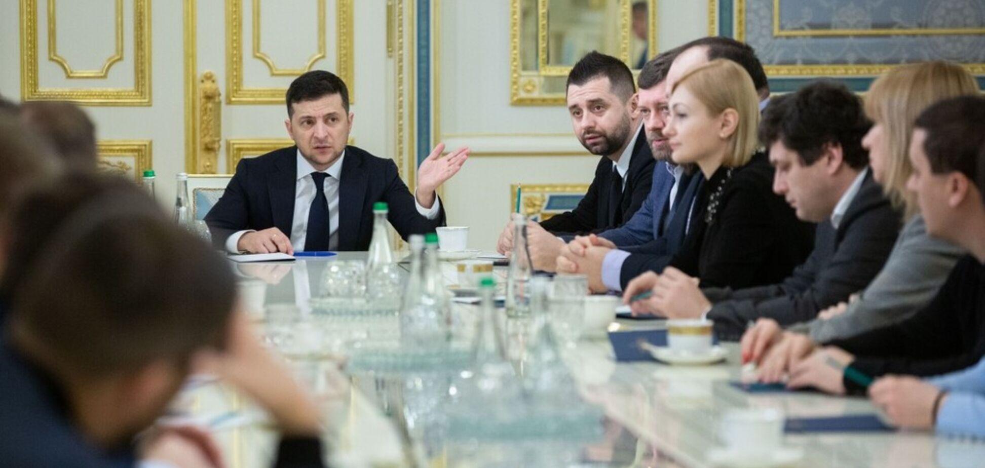 Зеленский внезапно отозвал законопроект о децентрализации