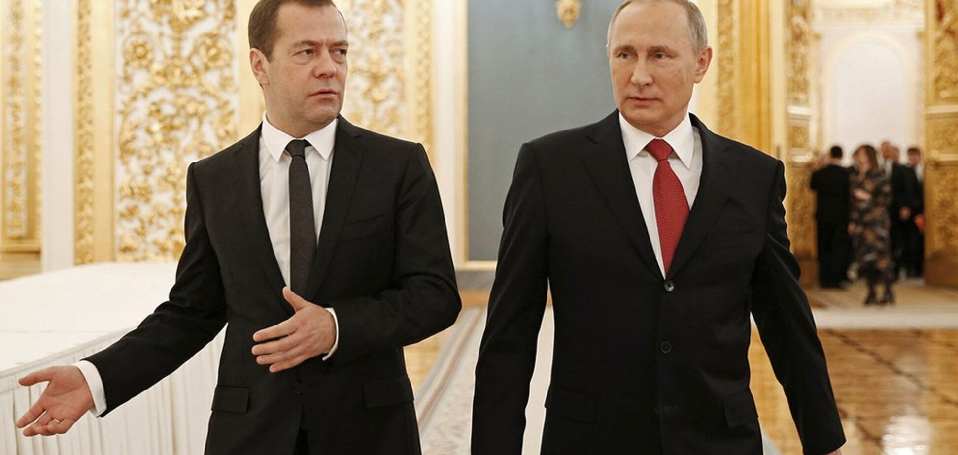 Путин-либерал, или Зачем Медведева отправили в отставку