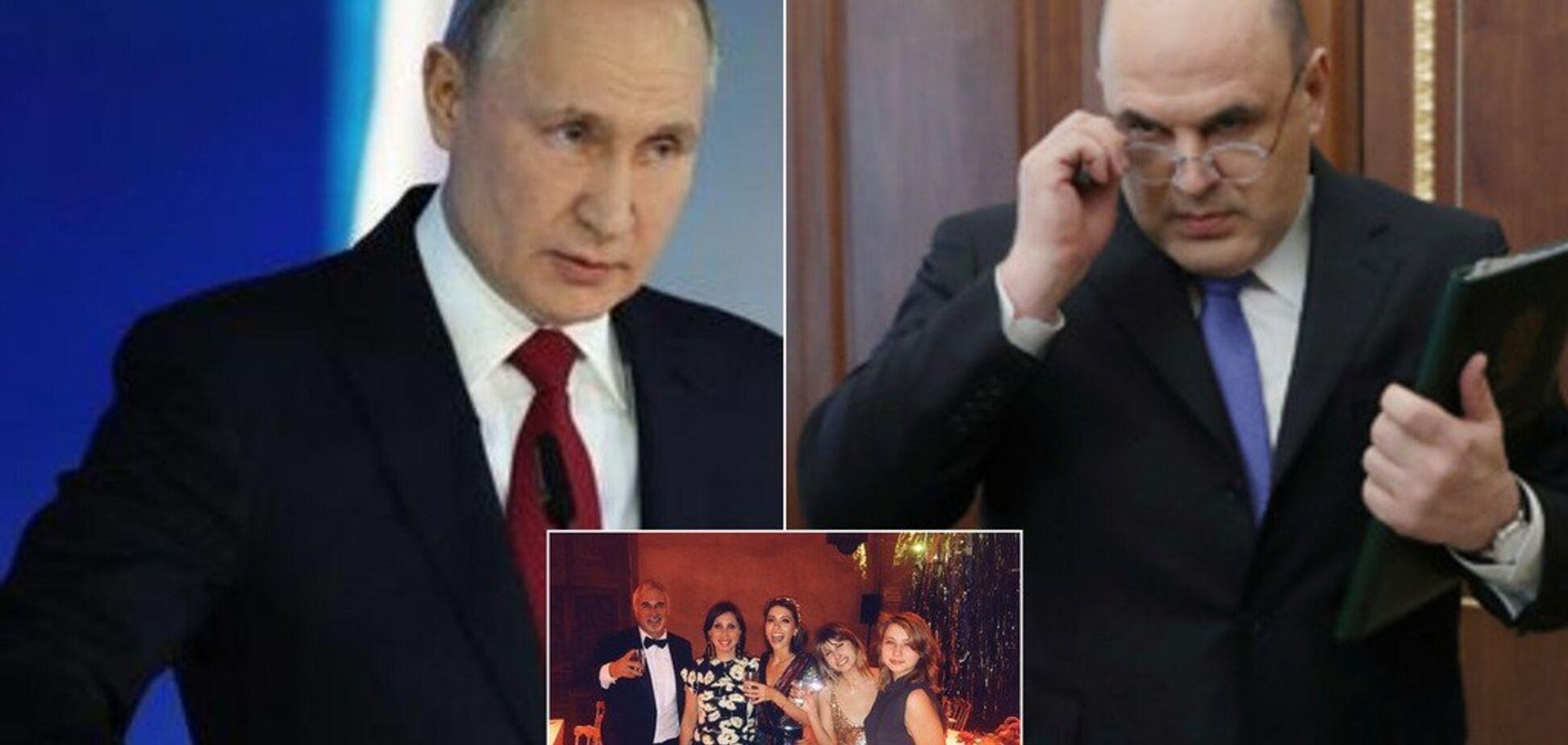 Вечеринки с Меладзе и дети в элитной школе ЕС: расследование OBOZREVATEL о новом премьере РФ