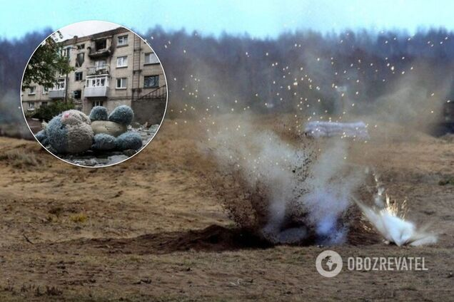 На Донбассе в результате взрыва ранен 12-летний мальчик