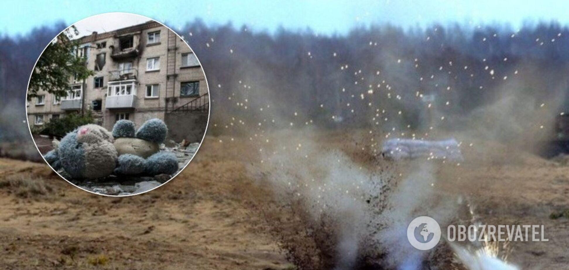 На Донбассе прогремел взрыв: ранен 12-летний мальчик
