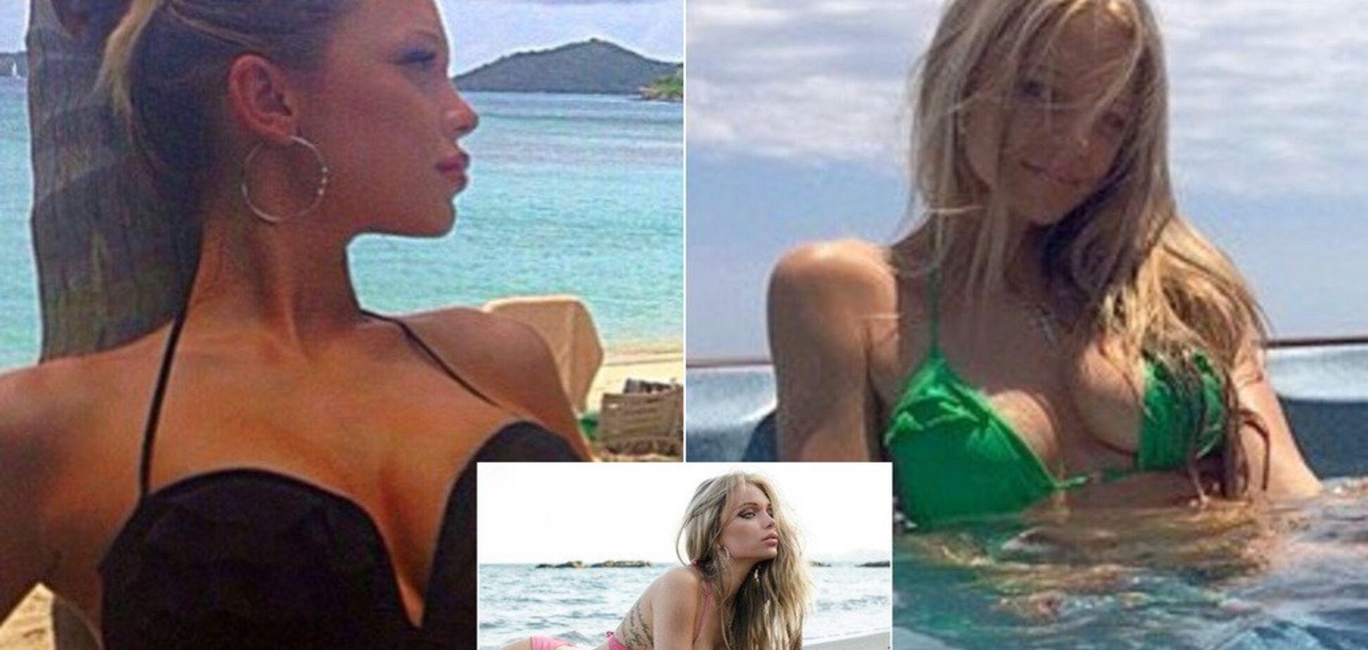 Российскую модель арестовали за 'изнасилование' футболистом 'Милана'