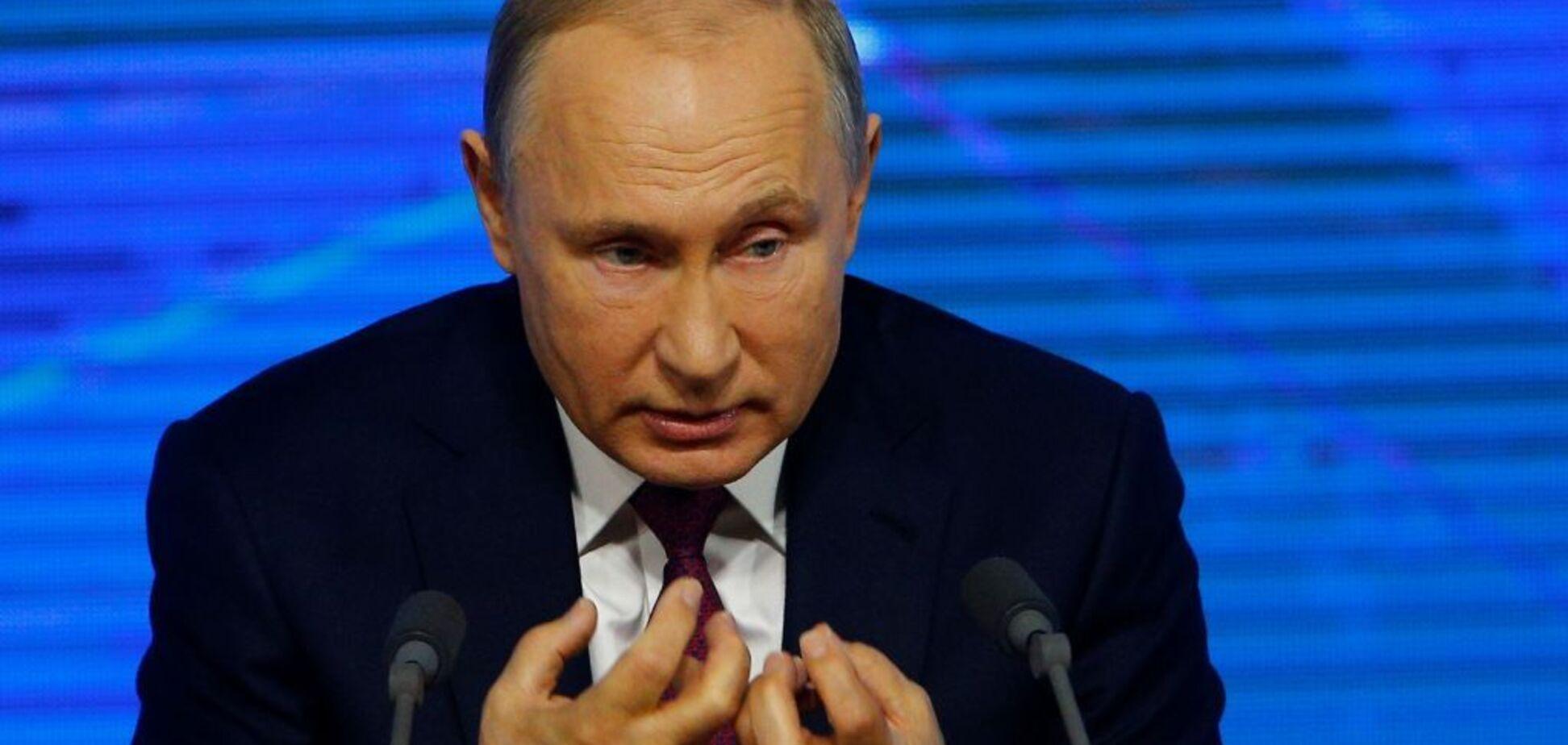 У РФ не відмовилися від захоплення України: названі конкретні кроки Путіна