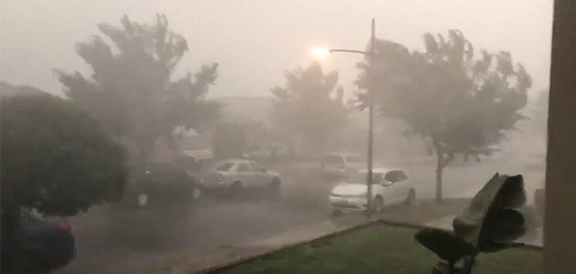 Пылающая Австралия оказалась на грани потопа из-за ливней: фото и видео