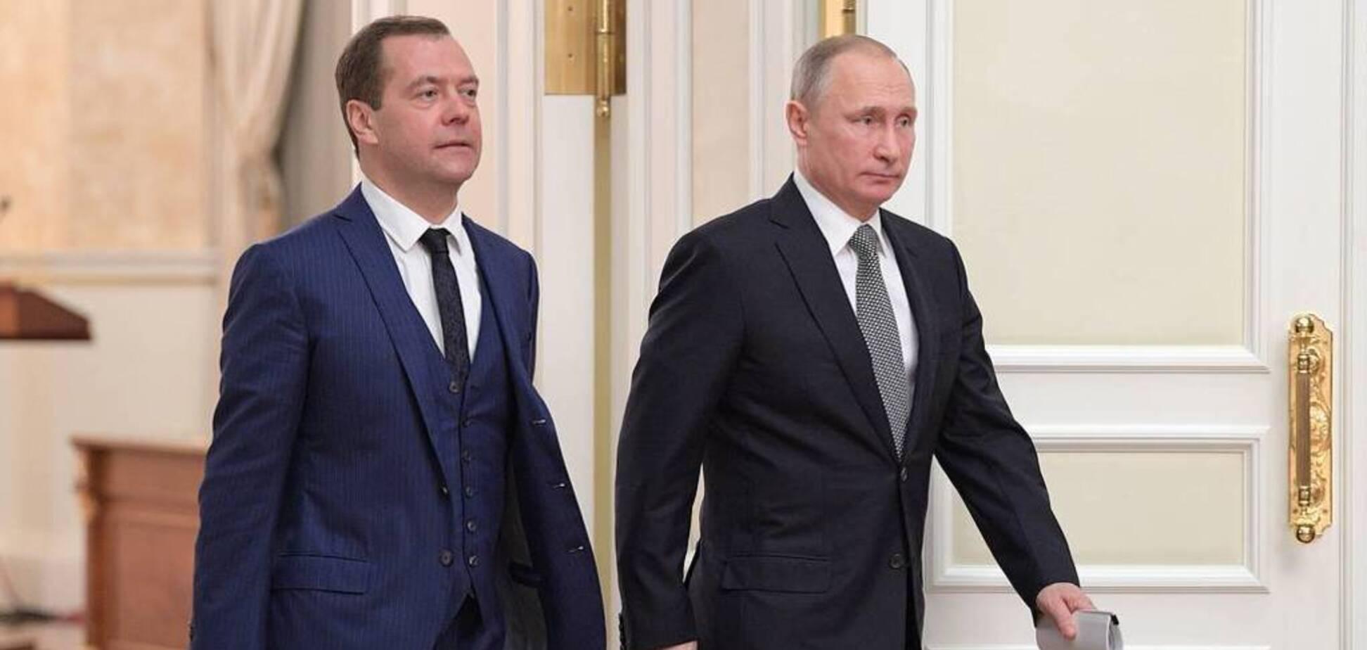 Путин никуда не уходит, забудьте об этом!