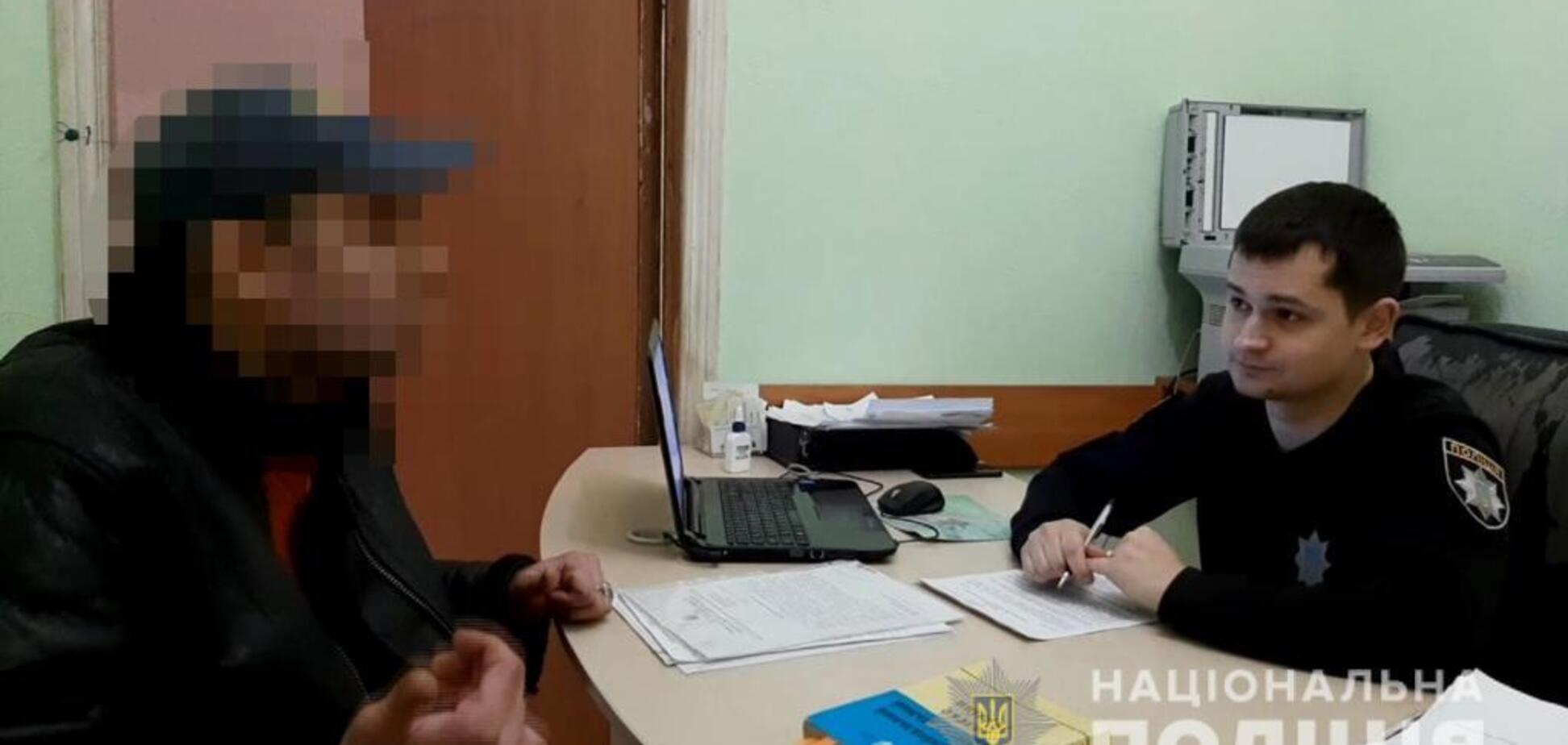 'Купив водяри і подзвонив': в Одесі зловили образливого мінера