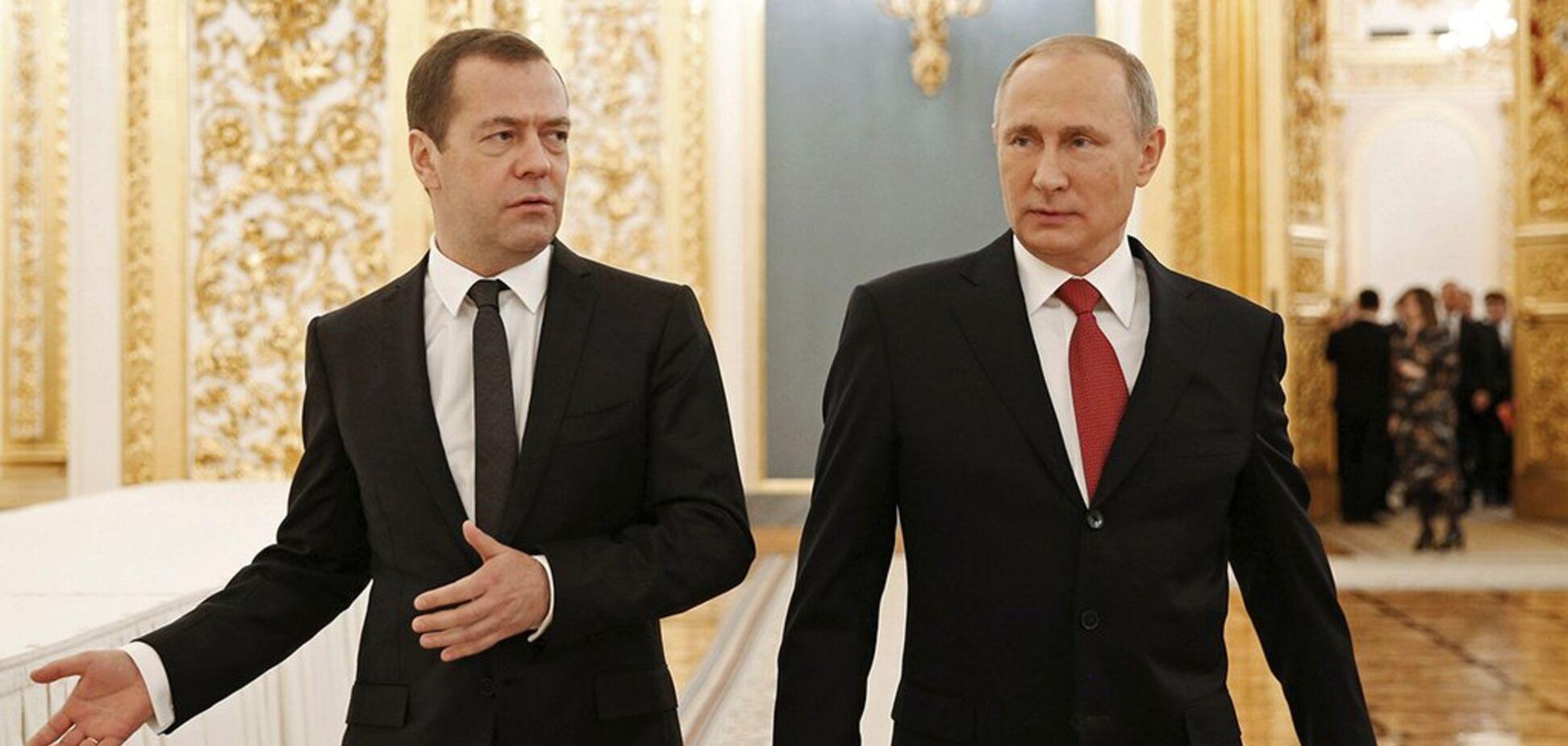 Путин не Назарбаев, и в этом его проблема