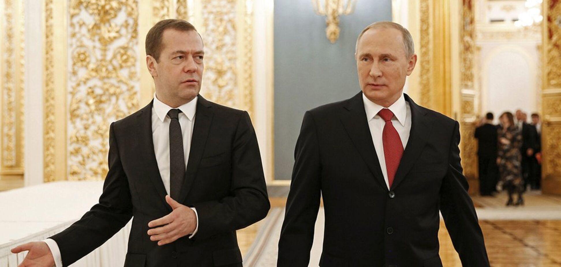 Путин запаниковал, увидев как плохи у него дела
