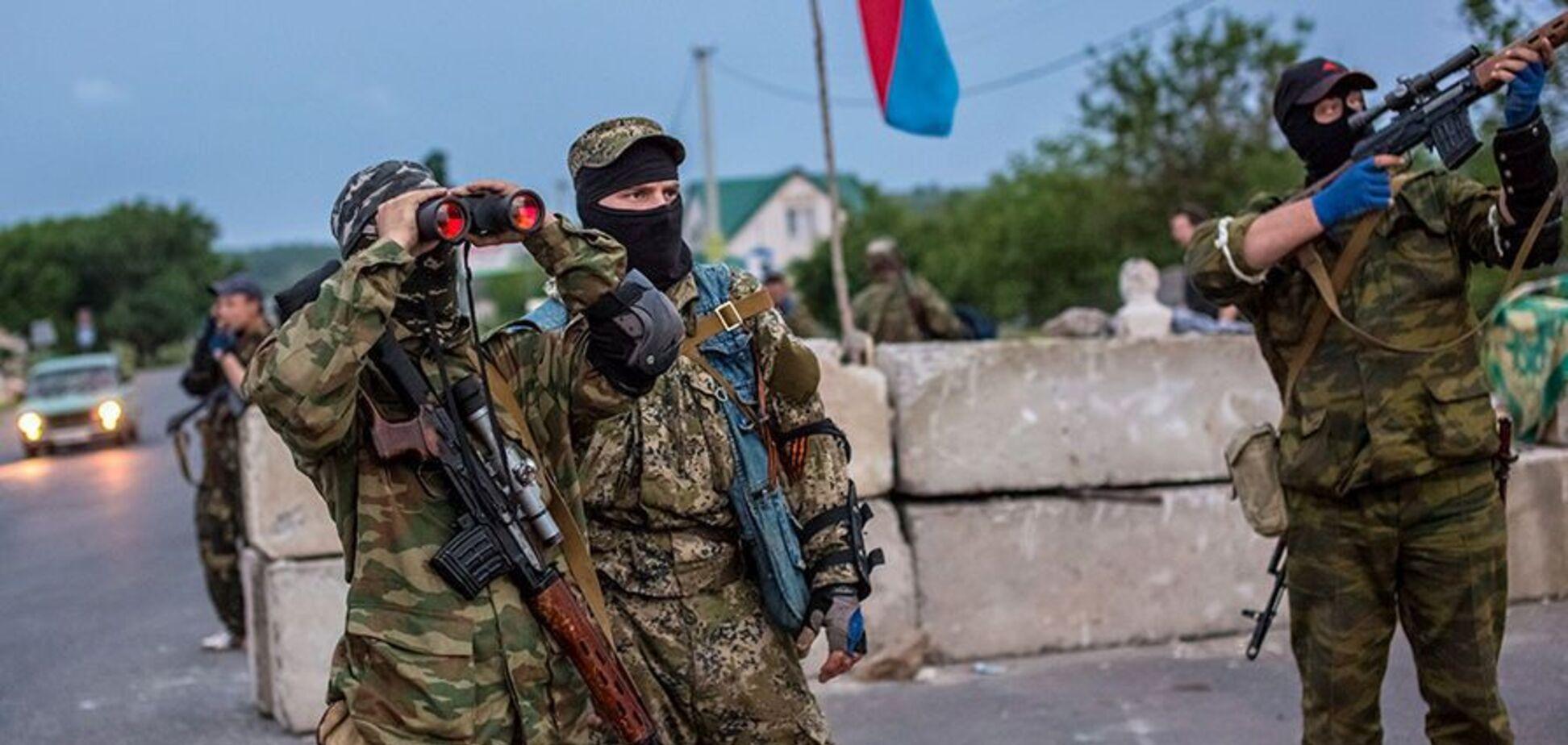 Из 'Л/ДНР'бегут призывники из-за 'охоты' террористов