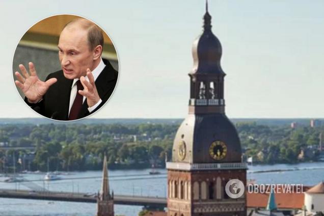 Латвія різко виступила проти Росії