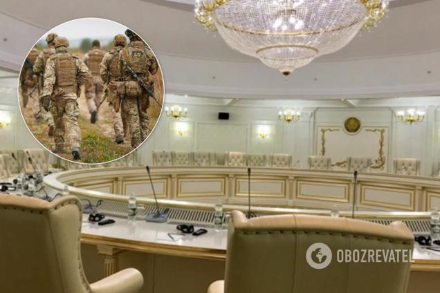 В ТКГ назвали условия выборов на Донбассе и зоны отвода войск