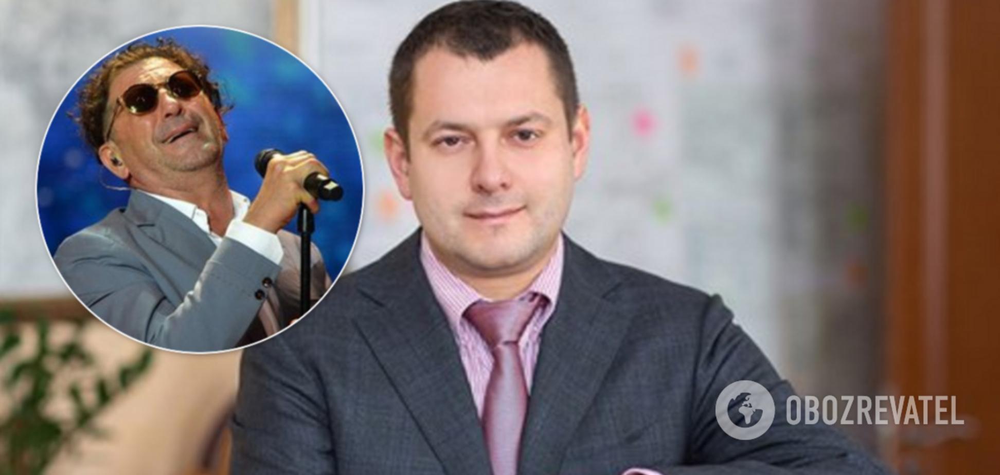 Провел Рождество с Лепсом: украинского нардепа поймали на вечеринке для богатых русских в Куршевеле. Видео