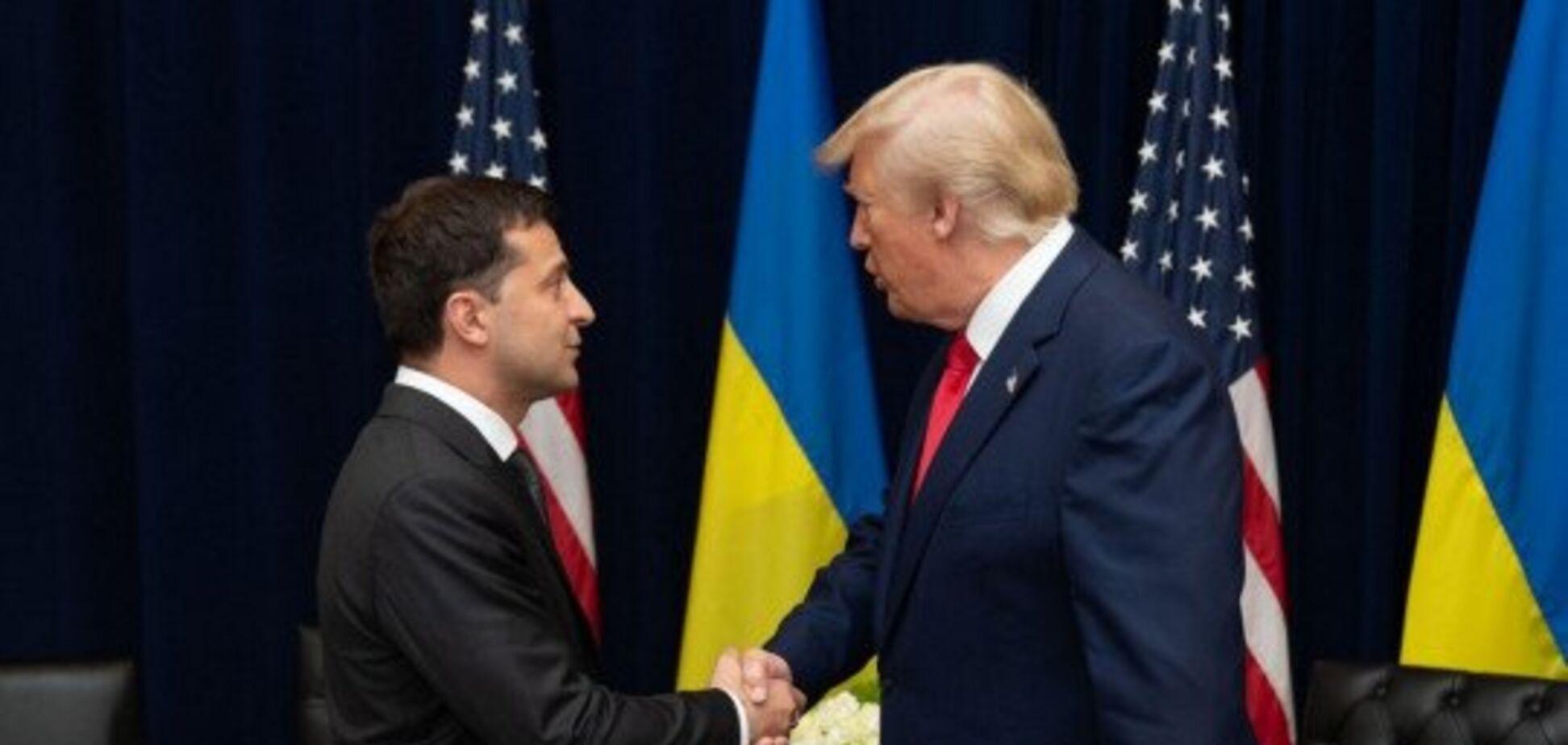 Трамп навмисно проігнорував Зеленського у Варшаві – Парнас